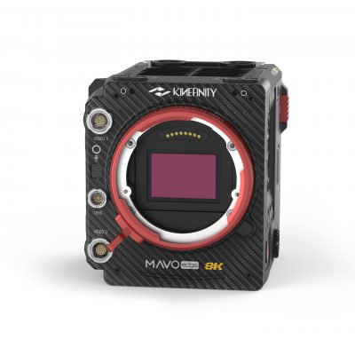 kinefinity mavo 8k edge camera front